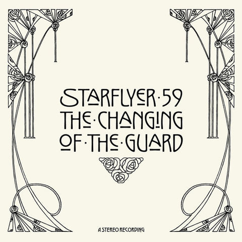 Starflyer 59: The Changing Of The Guard CD