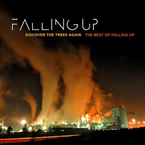 Falling Up: Discover The Trees Again - The Best of CD
