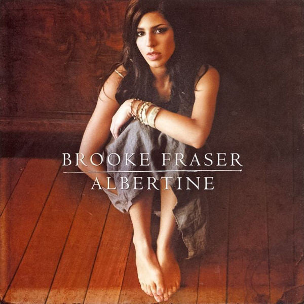 Brooke Fraser: Albertine CD