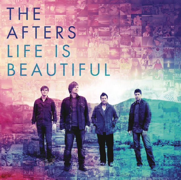 The Afters: Life Is Beautiful CD