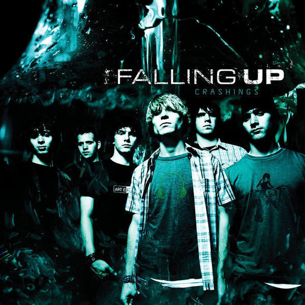 Falling Up: Crashings CD