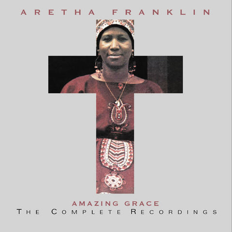 Aretha Franklin: Amazing Grace - Complete Recordings CD