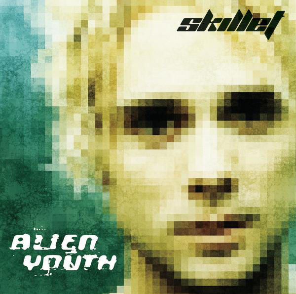 Skillet: Alien Youth CD