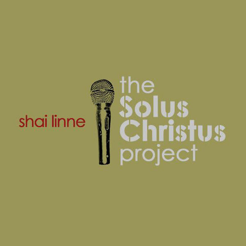 Shai Linne: The Solus Christus Project CD