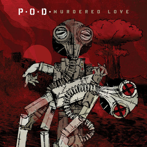 P.O.D.: Murdered Love Limited Edition Vinyl LP