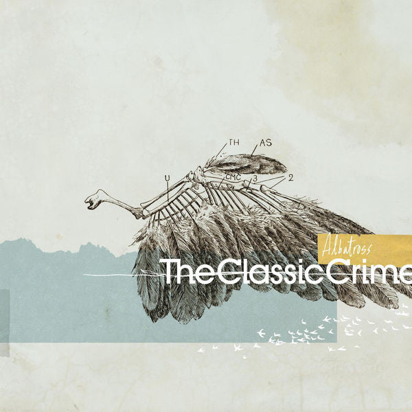 The Classic Crime: Albatross CD