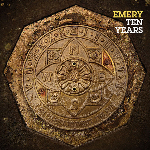 Emery: Ten Years CD