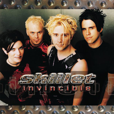 Skillet: Invincible CD