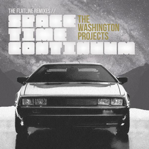 The Washington Projects: Space Time Continuum CD + Bonus Disc