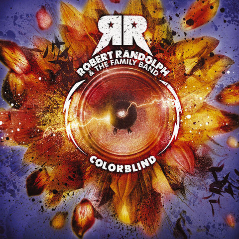 Robert Randolph & The Family Band: Colorblind CD