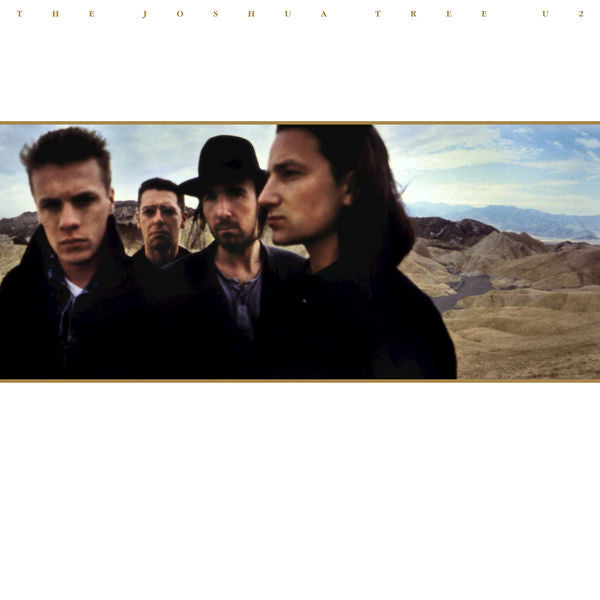 U2: The Joshua Tree - Deluxe Double CD - 2017