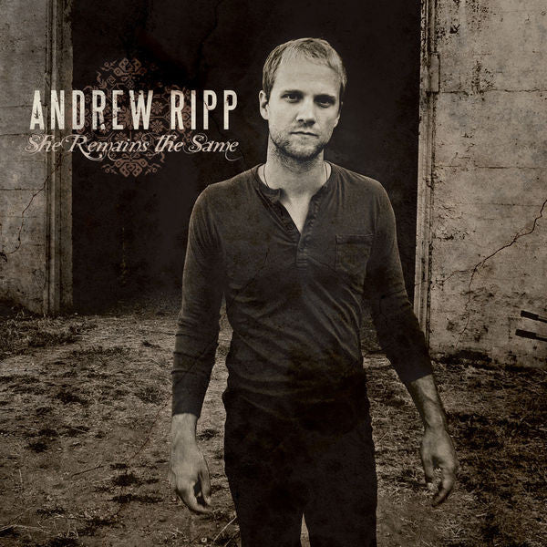 Andrew Ripp: She Remains The Same CD