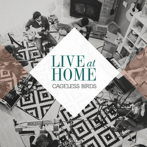 Jonathan David & Melissa Helser: Live At Home - Cageless Birds CD/DVD