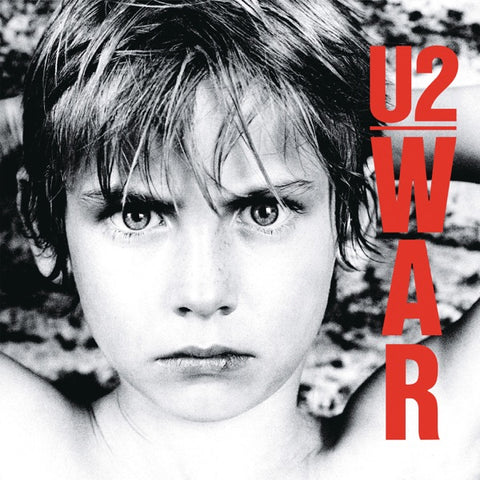 U2: War Vinyl LP (Remastered)