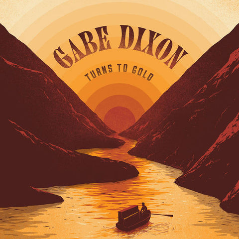 Gabe Dixon: Turns to Gold CD