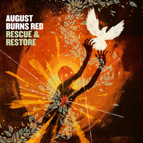 August Burns Red: Rescue & Restore CD