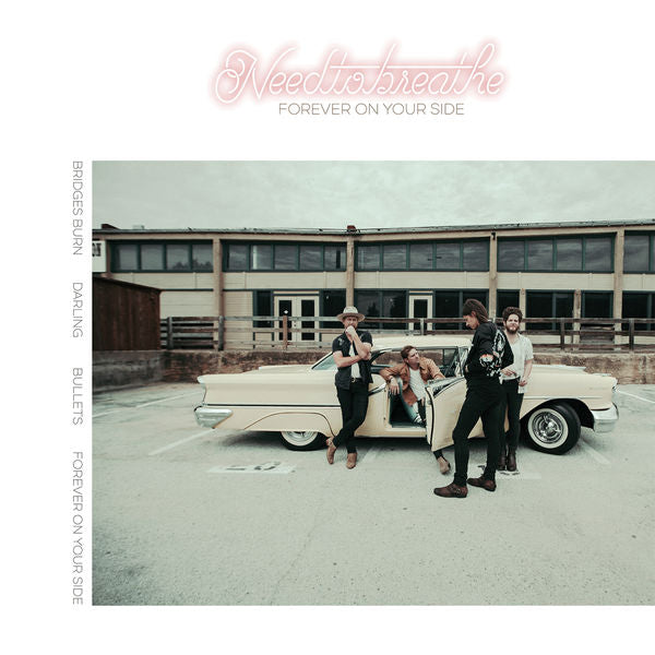 Needtobreathe: Forever On Your Side CD