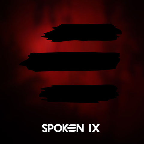 Spoken: IX CD