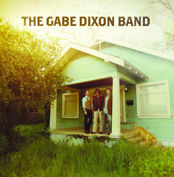 The Gabe Dixon Band: Gabe Dixon Band CD