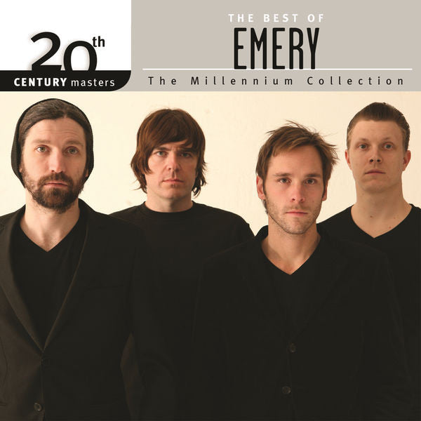 Emery: The Millennium Collection- The Best Of Emery CD