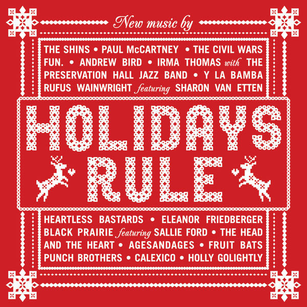 Various Artists: Holidays Rule CD