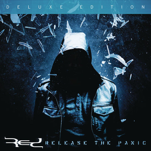 Red: Release The Panic Deluxe CD