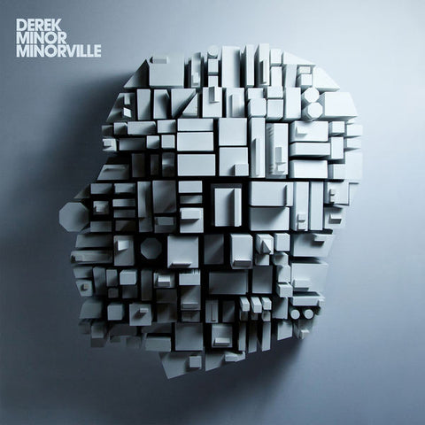 Derek Minor: Minorville CD