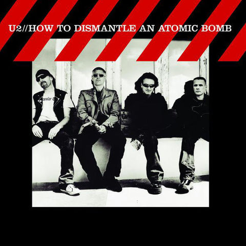 U2: ... Atomic Bomb Deluxe CD/DVD
