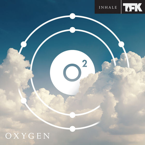 Thousand Foot Krutch: Oxygen - Inhale CD