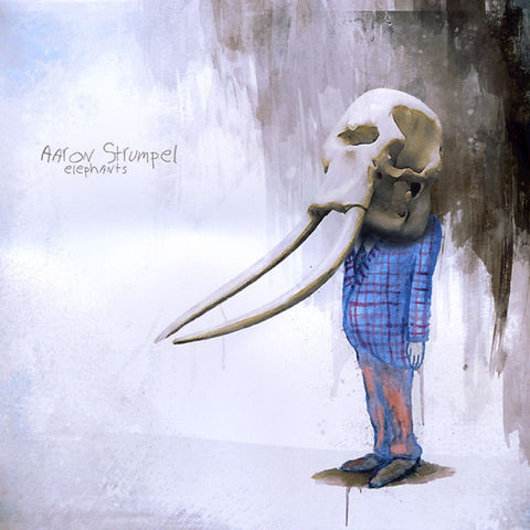 Aaron Strumpel: Elephants CD