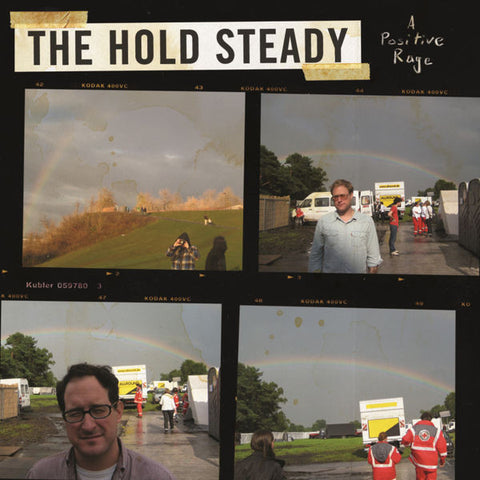 The Hold Steady: Positive Rage CD/DVD