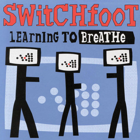 Switchfoot: Learning to Breathe CD