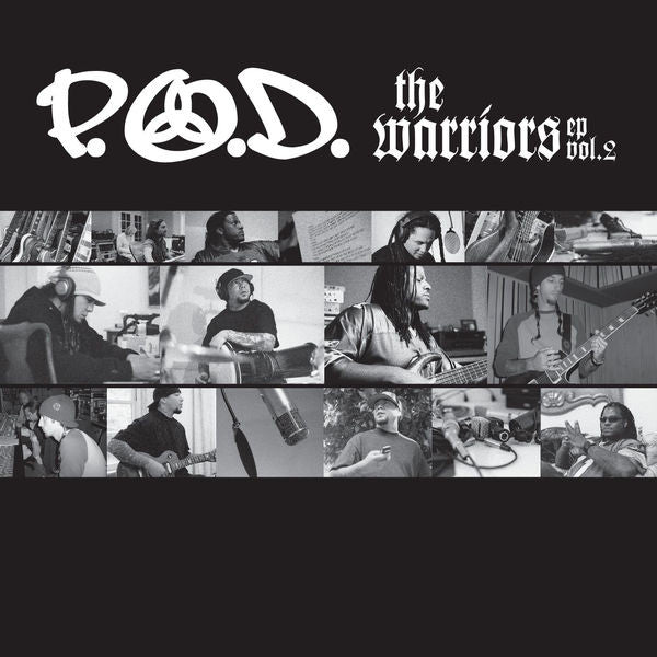 P.O.D.: Warriors 2 Limited Edition CD