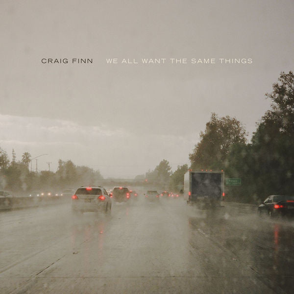 Craig Finn: We All Want The Same Things Vinyl LP
