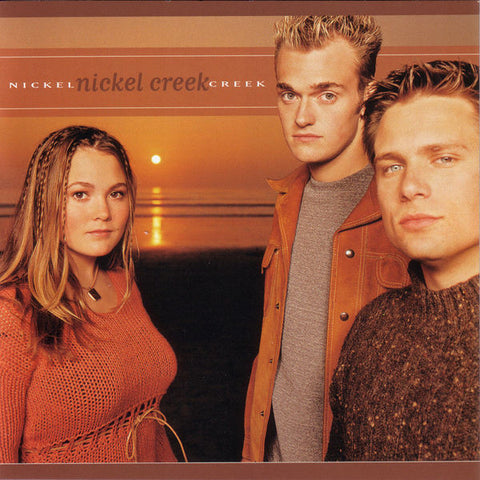 Nickel Creek: Nickel Creek Vinyl LP