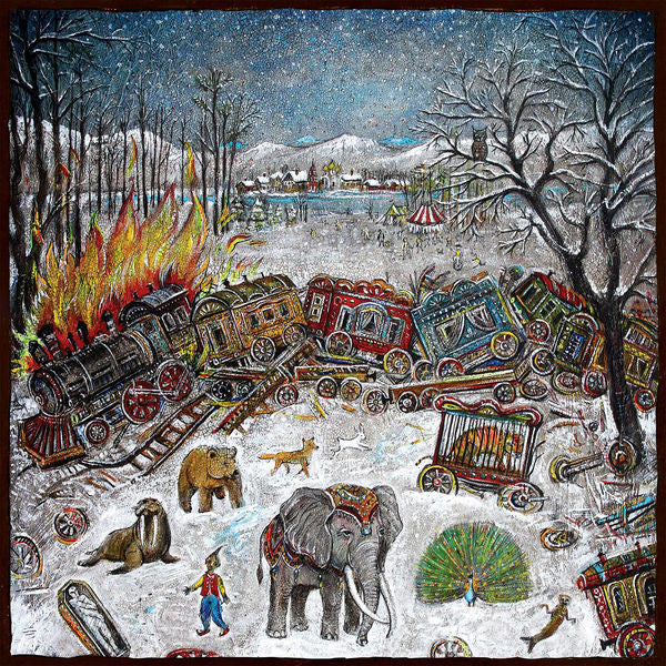 mewithoutYou: Ten Stories Vinyl LP
