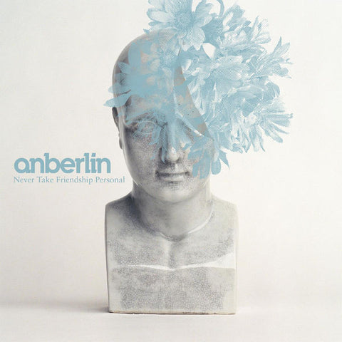Anberlin: Never Take Friendship Personal CD