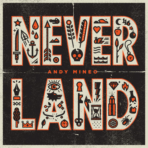 Andy Mineo: Never Land CD