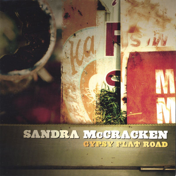 Sandra McCracken: Gypsy Flat Road CD