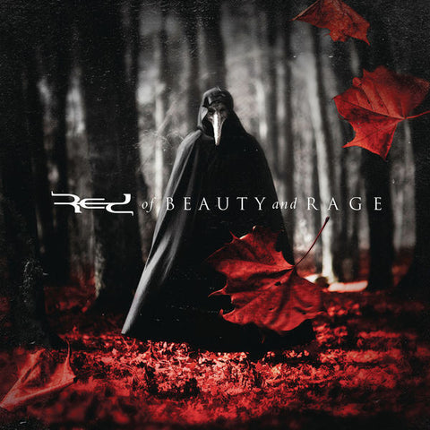 Red: Of Beauty & Rage CD