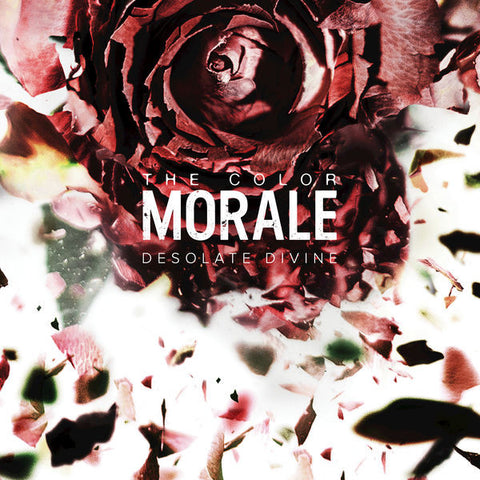 The Color Morale: Desolate Divine CD