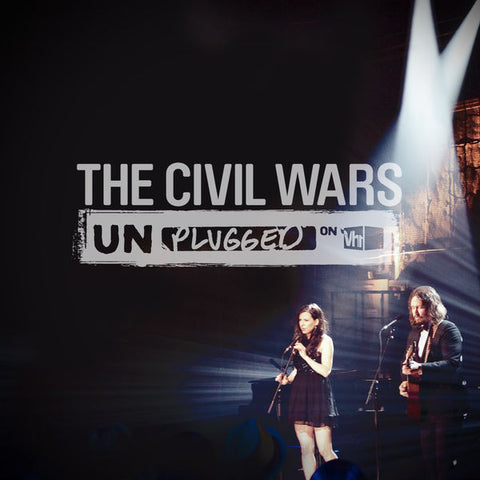 The Civil Wars: Unplugged on VH1 Vinyl
