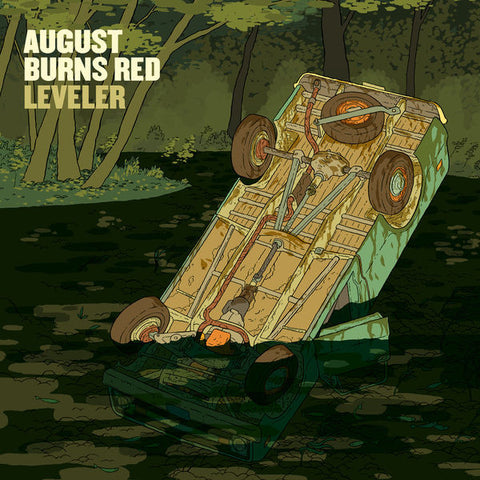 August Burns Red: Leveler Deluxe CD