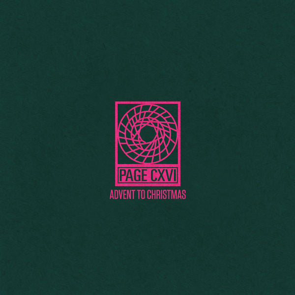 Page CXVI: Advent to Christmas CD