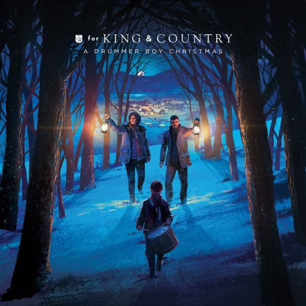 For King & Country: A Drummer Boy Christmas CD