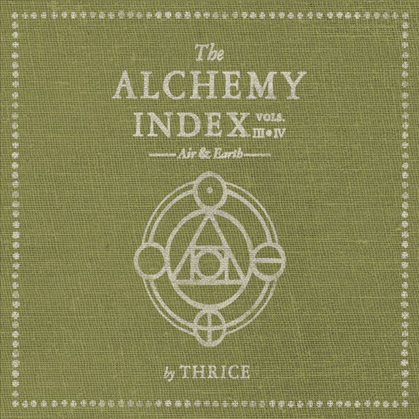 Thrice: Air & Earth CD