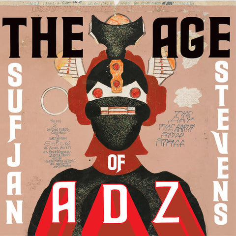 Sufjan Stevens: The Age of Adz CD