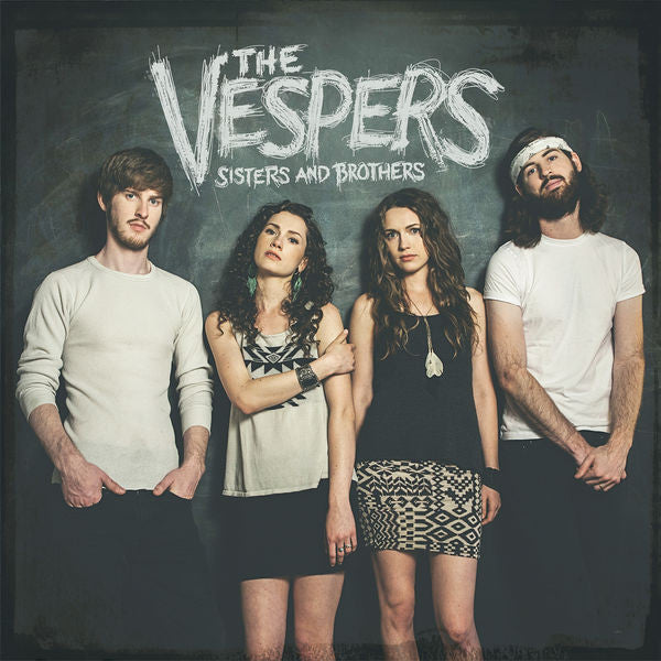 The Vespers: Sisters & Brothers CD
