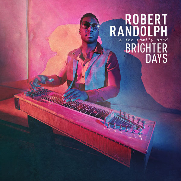 Robert Randolph & The Family Band: Brighter Days Vinyl LP (Purple)