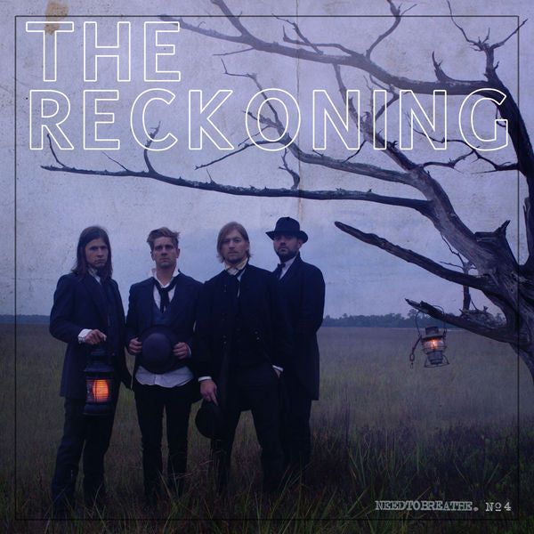 Needtobreathe: The Reckoning Vinyl LP